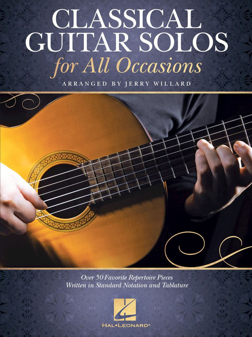 Product Cover for Classical Guitar Solos for All Occasions