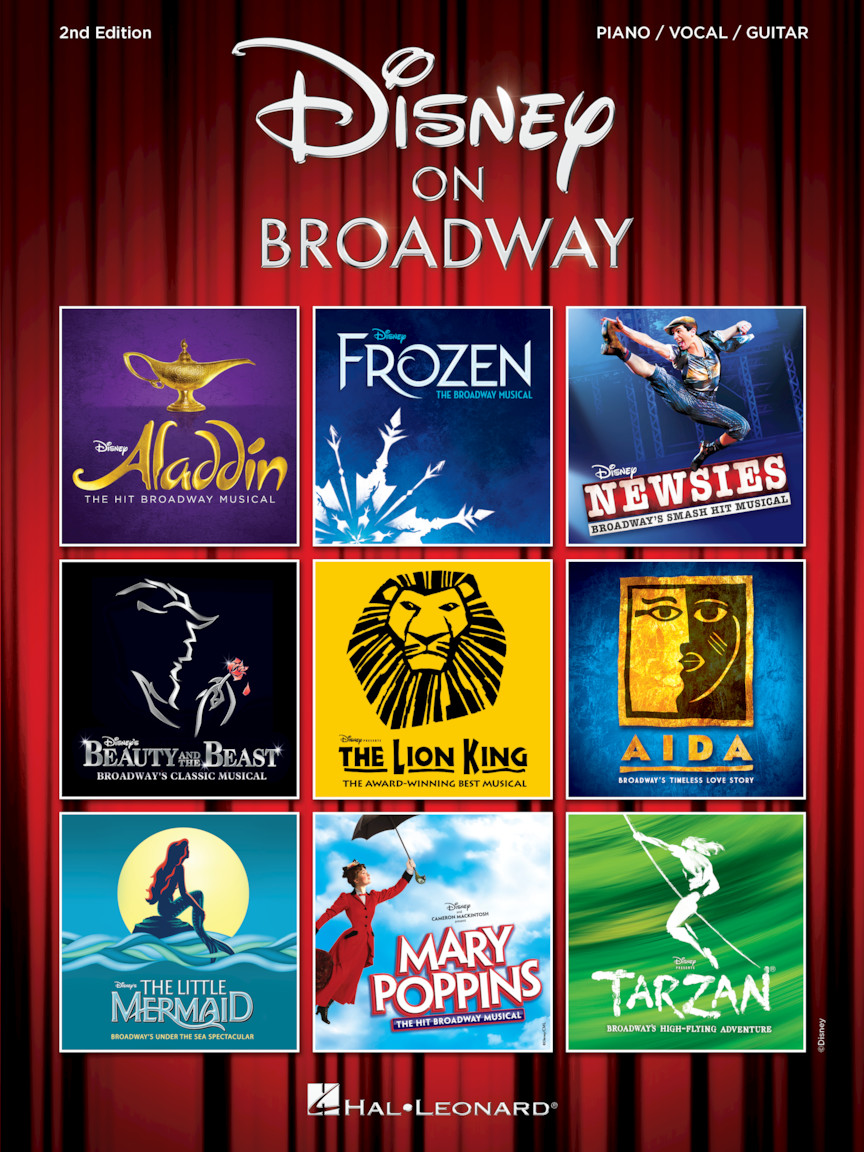 Disney on Broadway 2nd Edition
