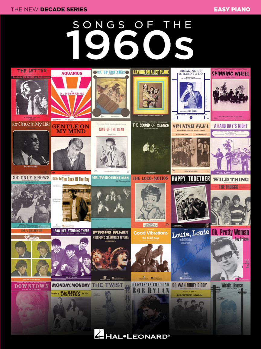 Product Cover for Songs of the 1960s