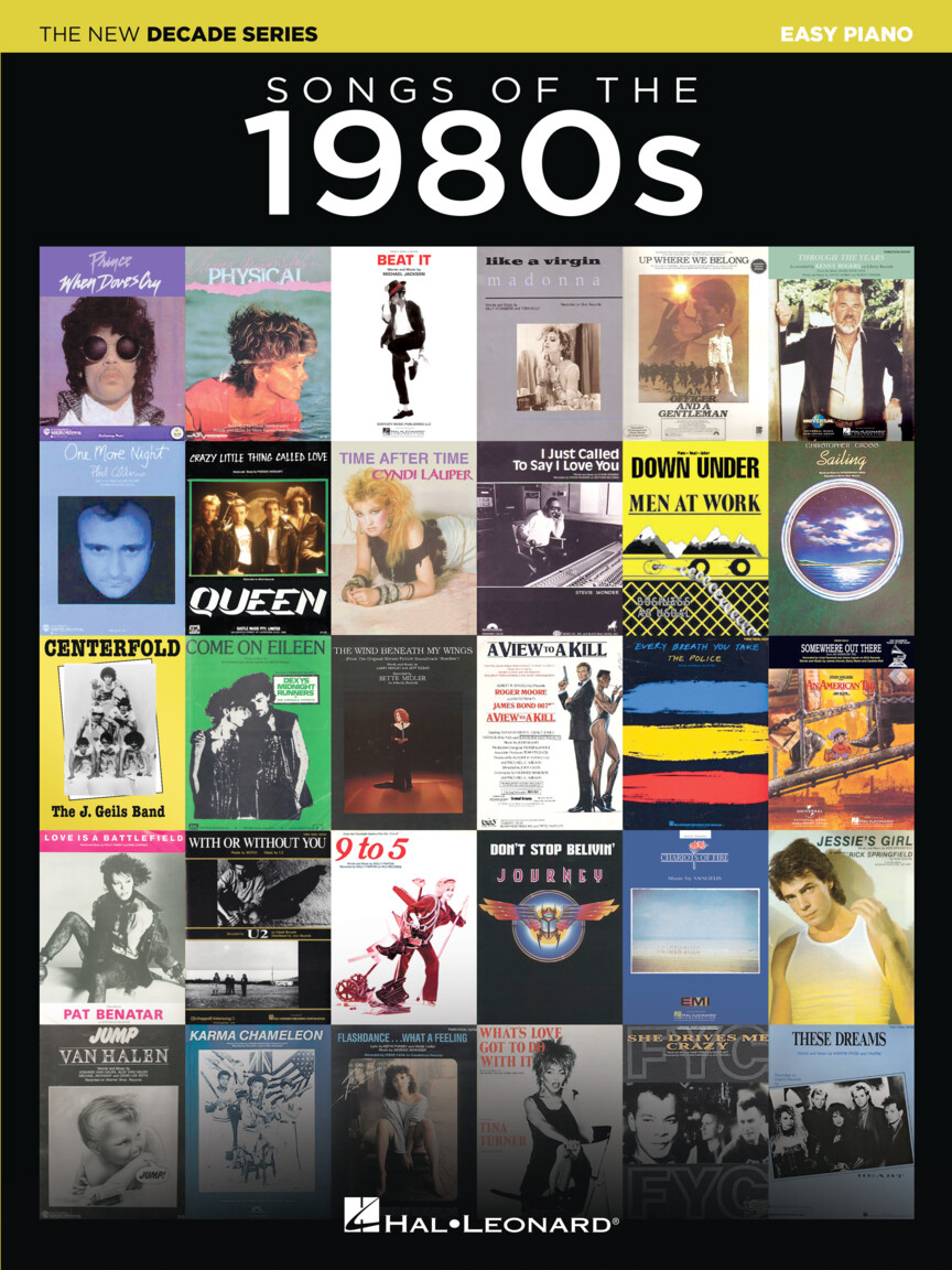 Product Cover for Songs of the 1980s