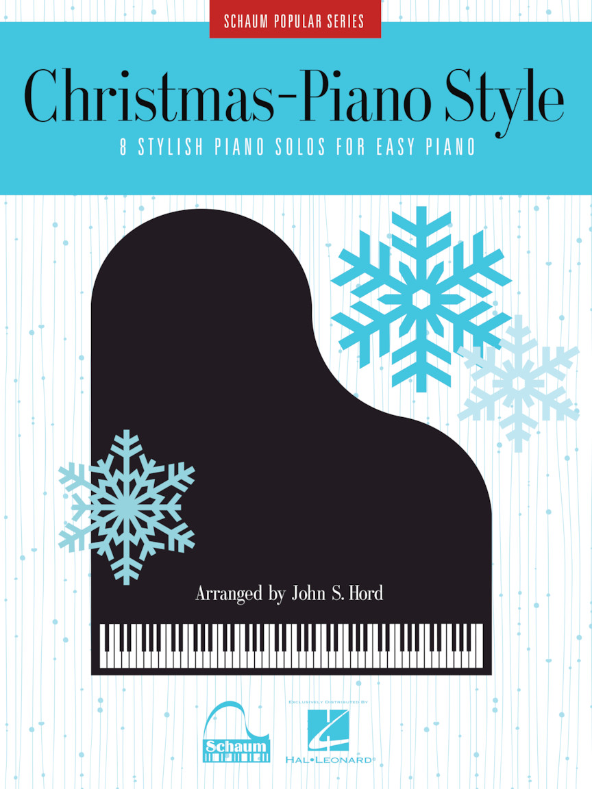 Product Cover for Christmas – Piano Style