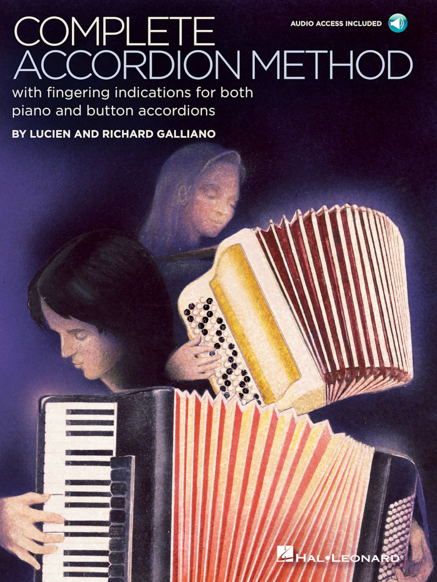 Product Cover for Complete Accordion Method