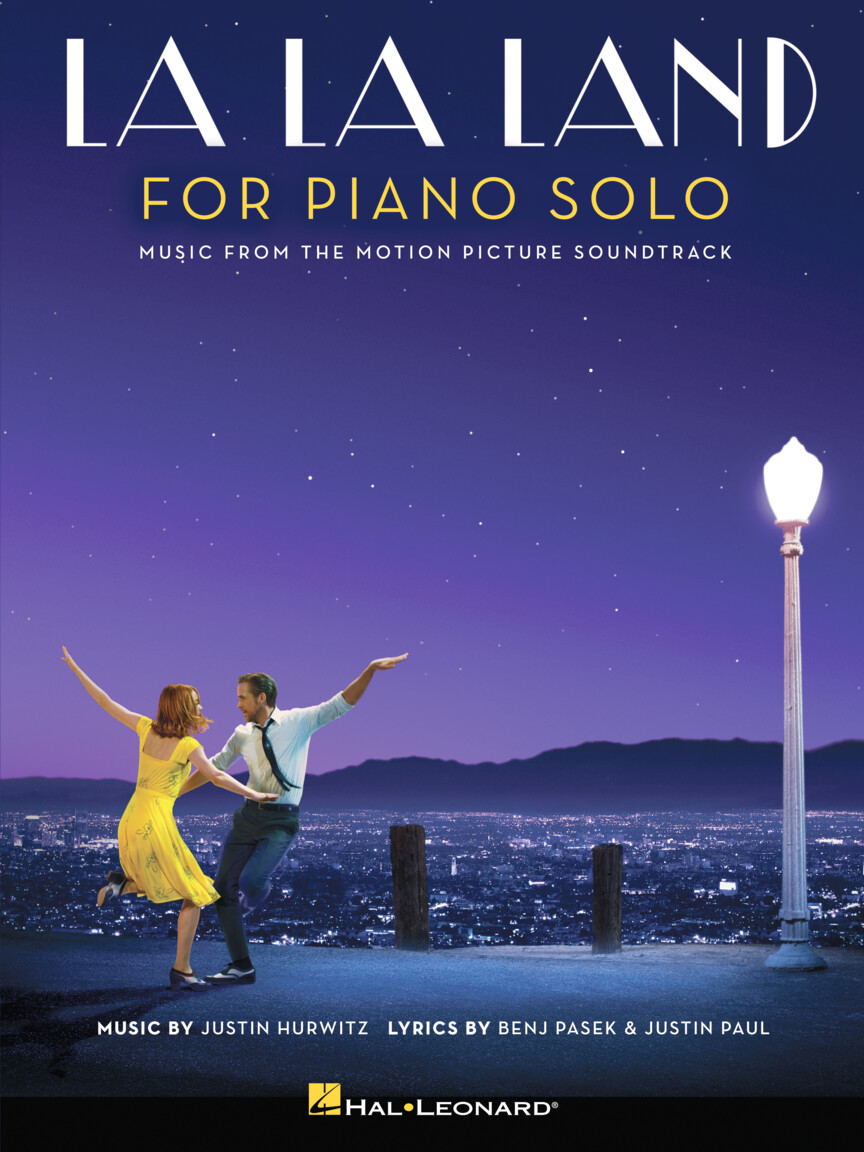 Product Cover for La La Land for Piano Solo