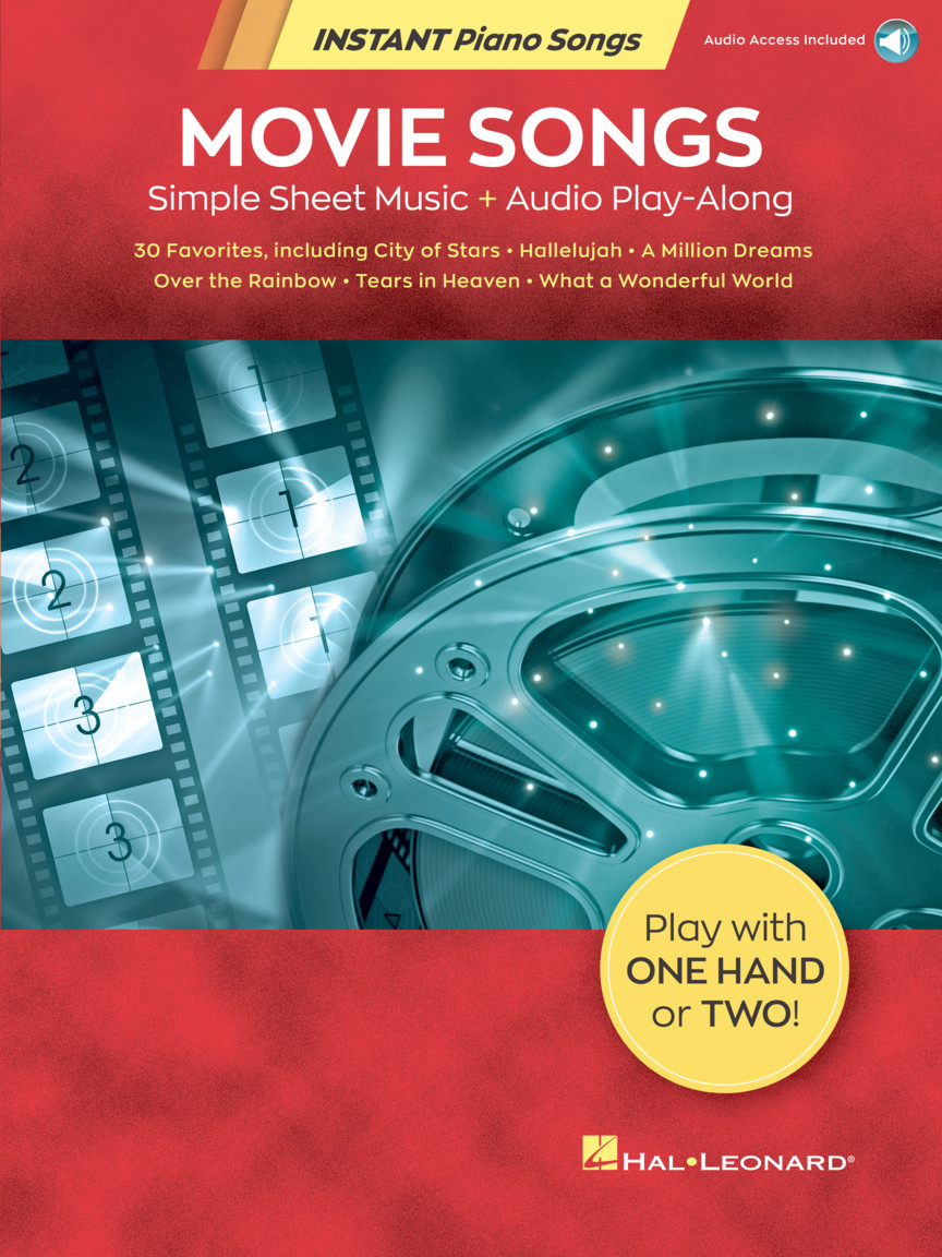 Product Cover for Movie Songs – Instant Piano Songs