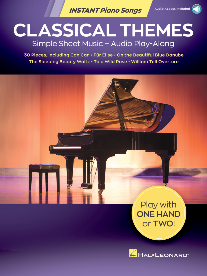 Product Cover for Classical Themes – Instant Piano Songs