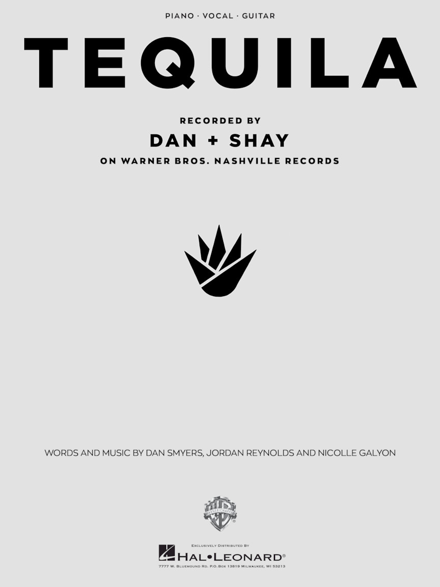 Product Cover for Tequila