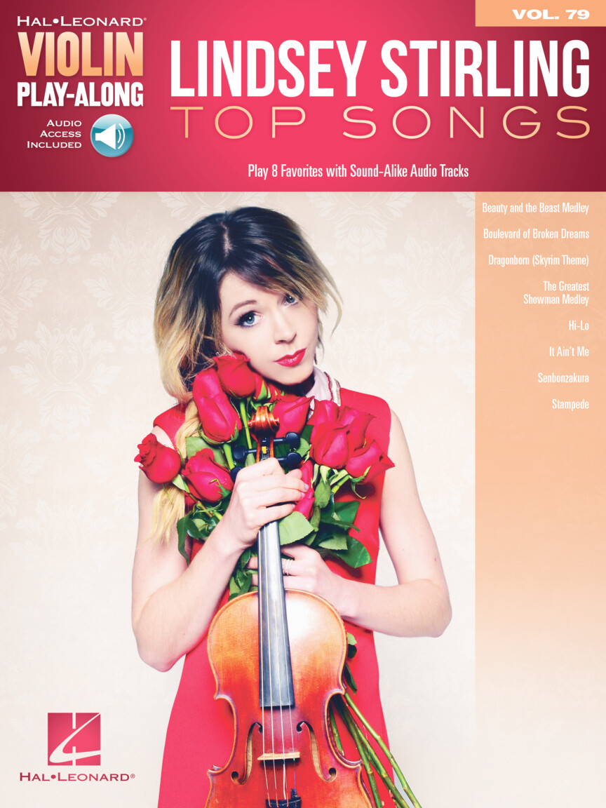 Product Cover for Lindsey Stirling – Top Songs