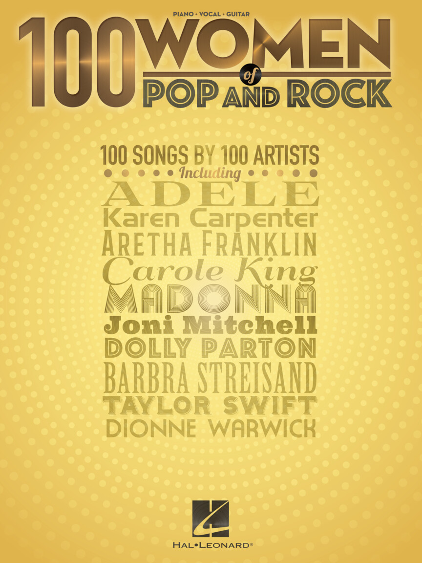 Product Cover for 100 Women of Pop and Rock