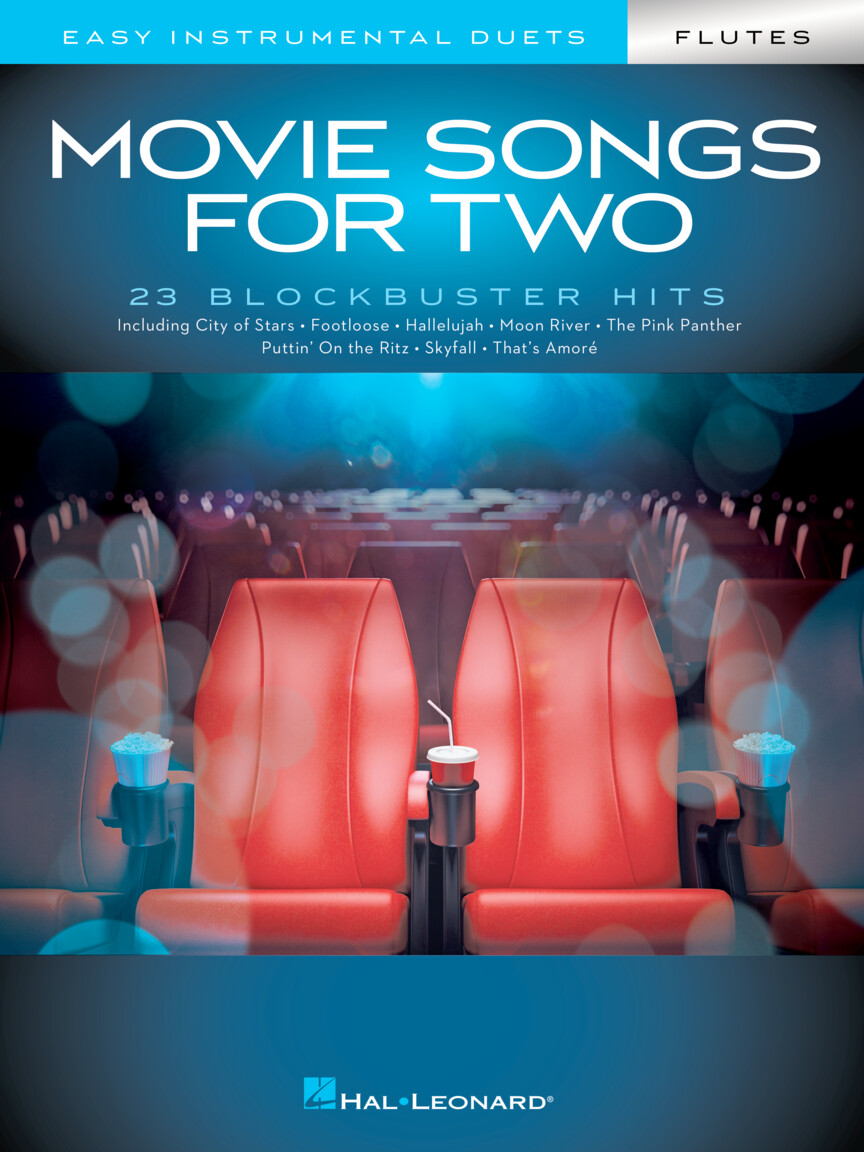 Product Cover for Movie Songs for Two Flutes