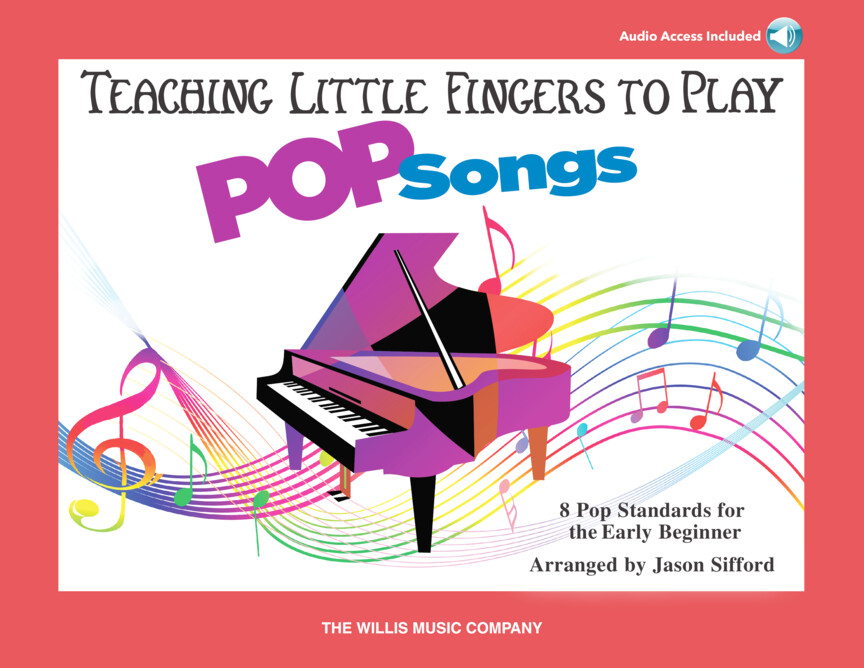 Product Cover for Teaching Little Fingers To Play Pop Songs