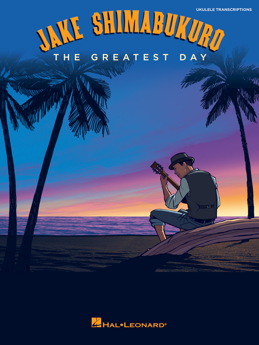 Product Cover for Jake Shimabukuro – The Greatest Day