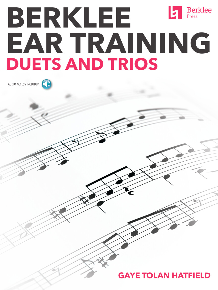 Product Cover for Berklee Ear Training Duets and Trios