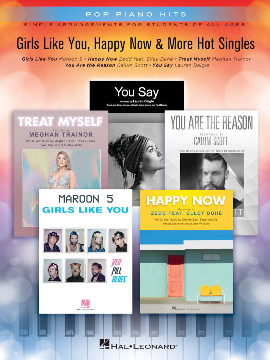 Product Cover for Girls Like You, Happy Now & More Hot Singles