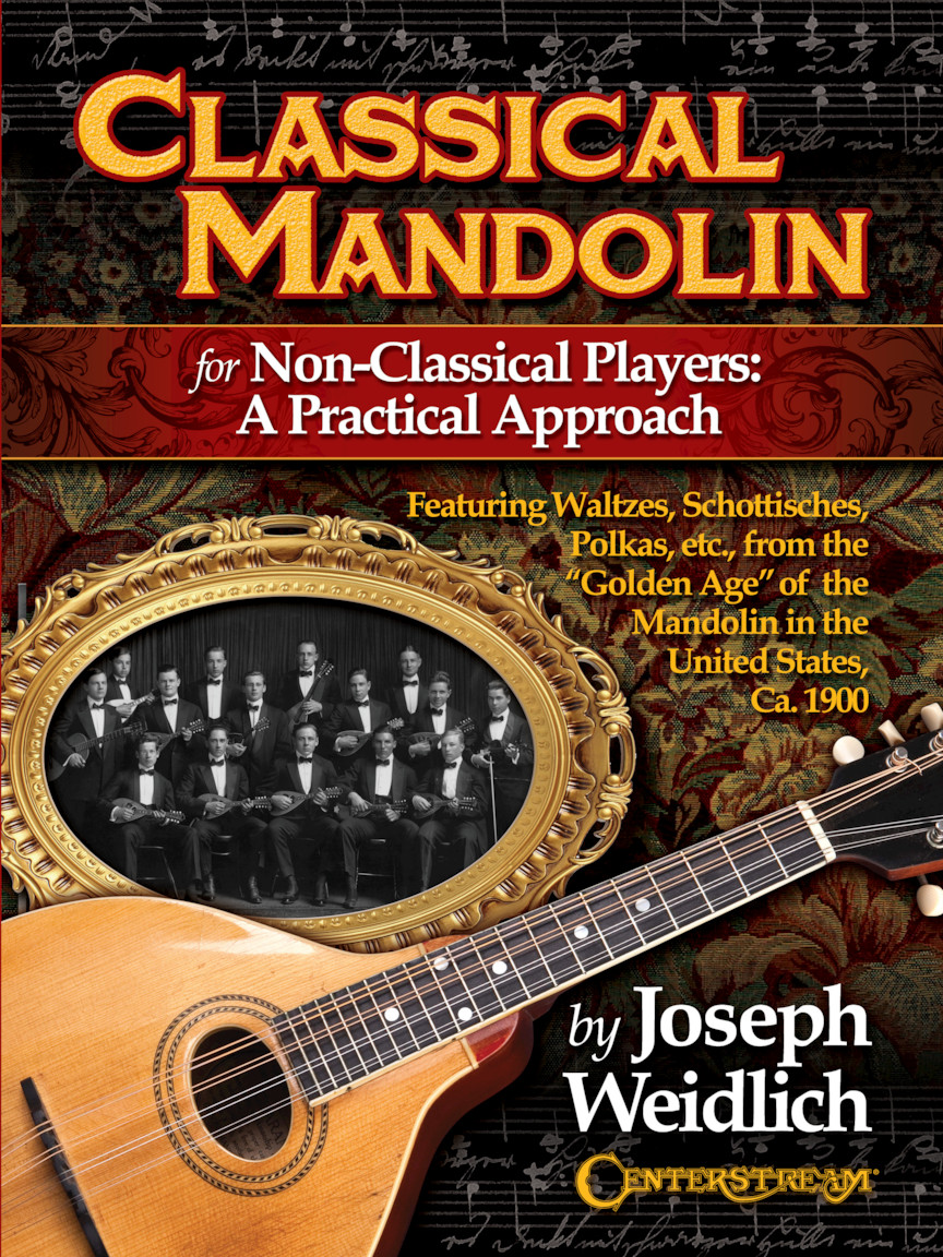 Product Cover for Classical Mandolin