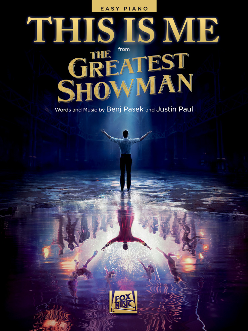 Product Cover for This Is Me (from The Greatest Showman)
