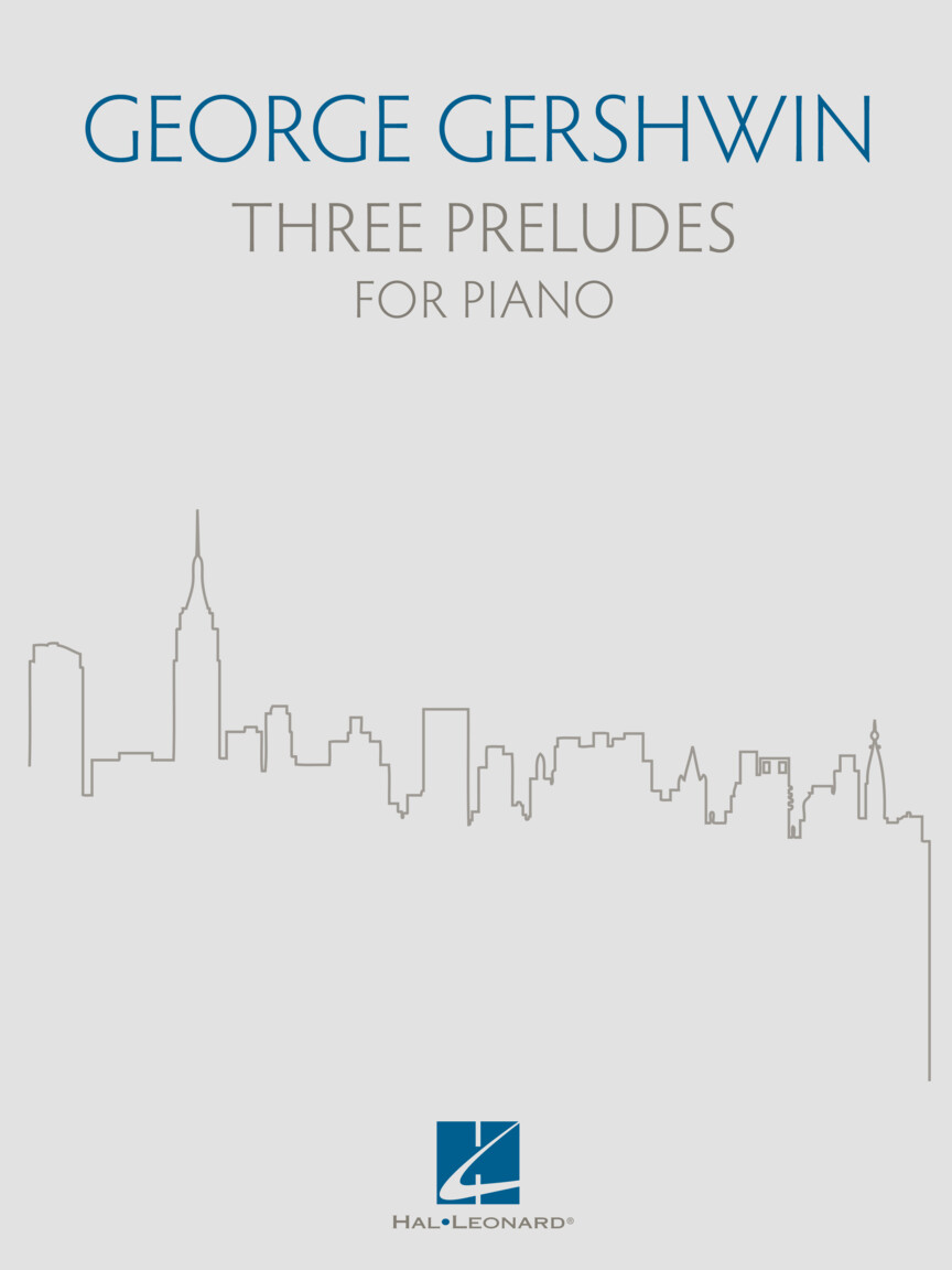 Gershwin - Three Preludes Piano Solo