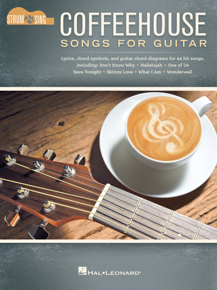 Coffeehouse Songs for Guitar