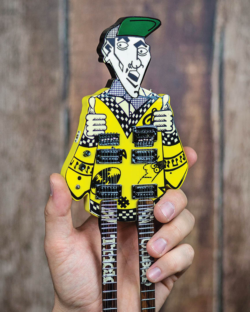 Product Cover for Rick Nielsen™ Uncle Dick Doubleneck Model