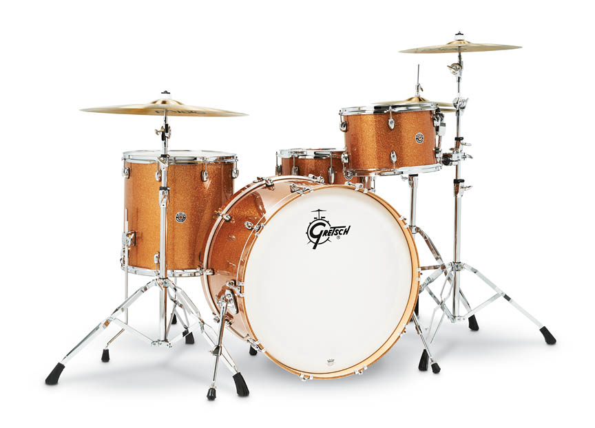 Product Cover for Gretsch Catalina Club 4 Piece Shell Pack (24/13/16/14SN)