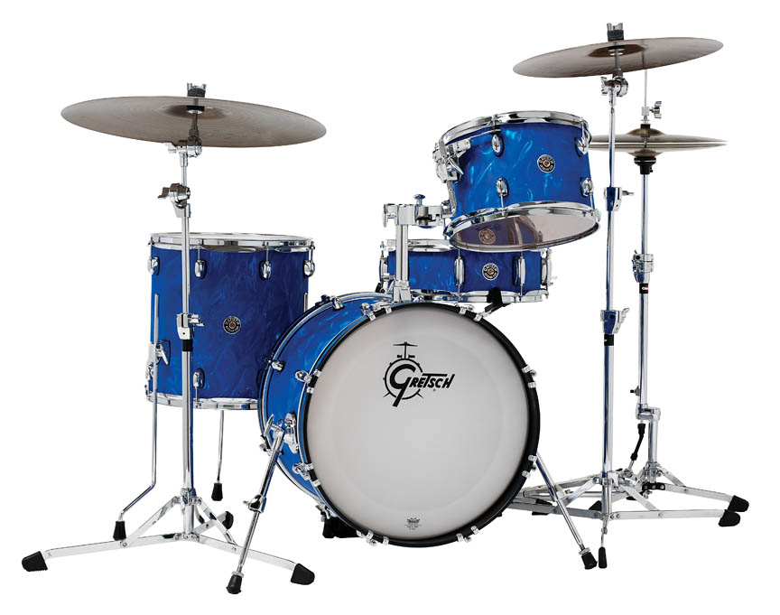 Product Cover for Gretsch Catalina Club 4 Piece Shell Pack (20/12/14/14SN)