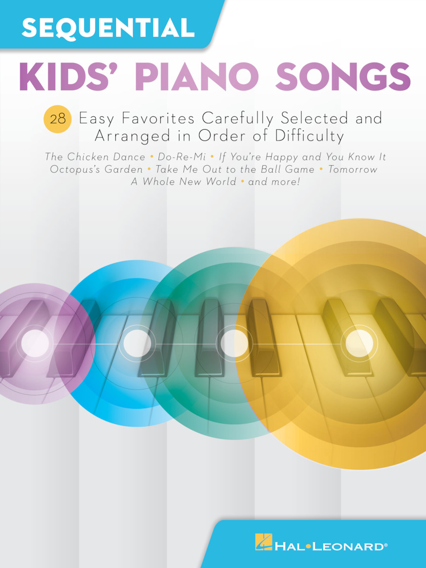Product Cover for Sequential Kids' Piano Songs