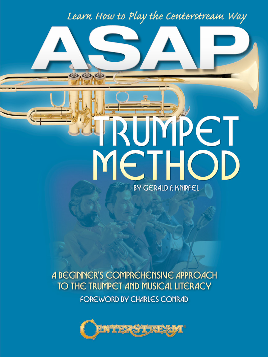 Product Cover for ASAP Trumpet Method
