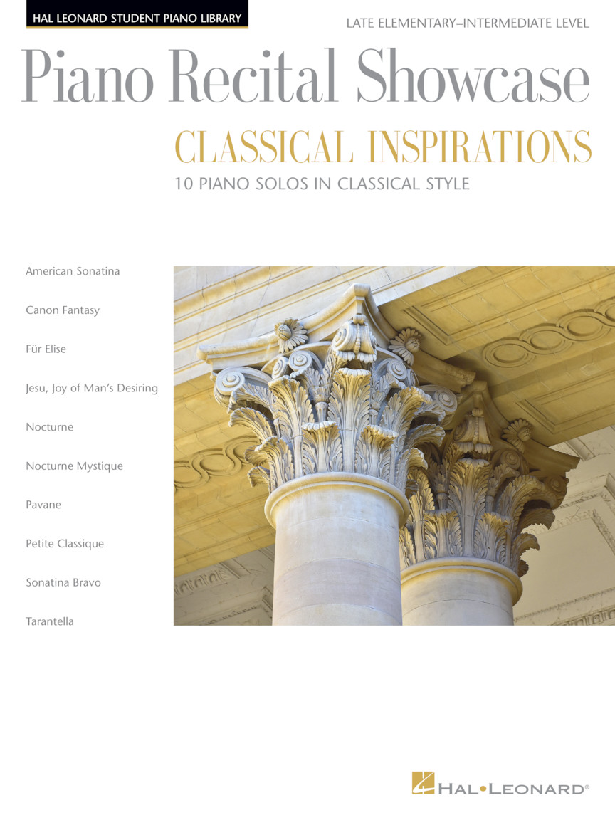 Piano Recital Showcase – Classical Inspirations