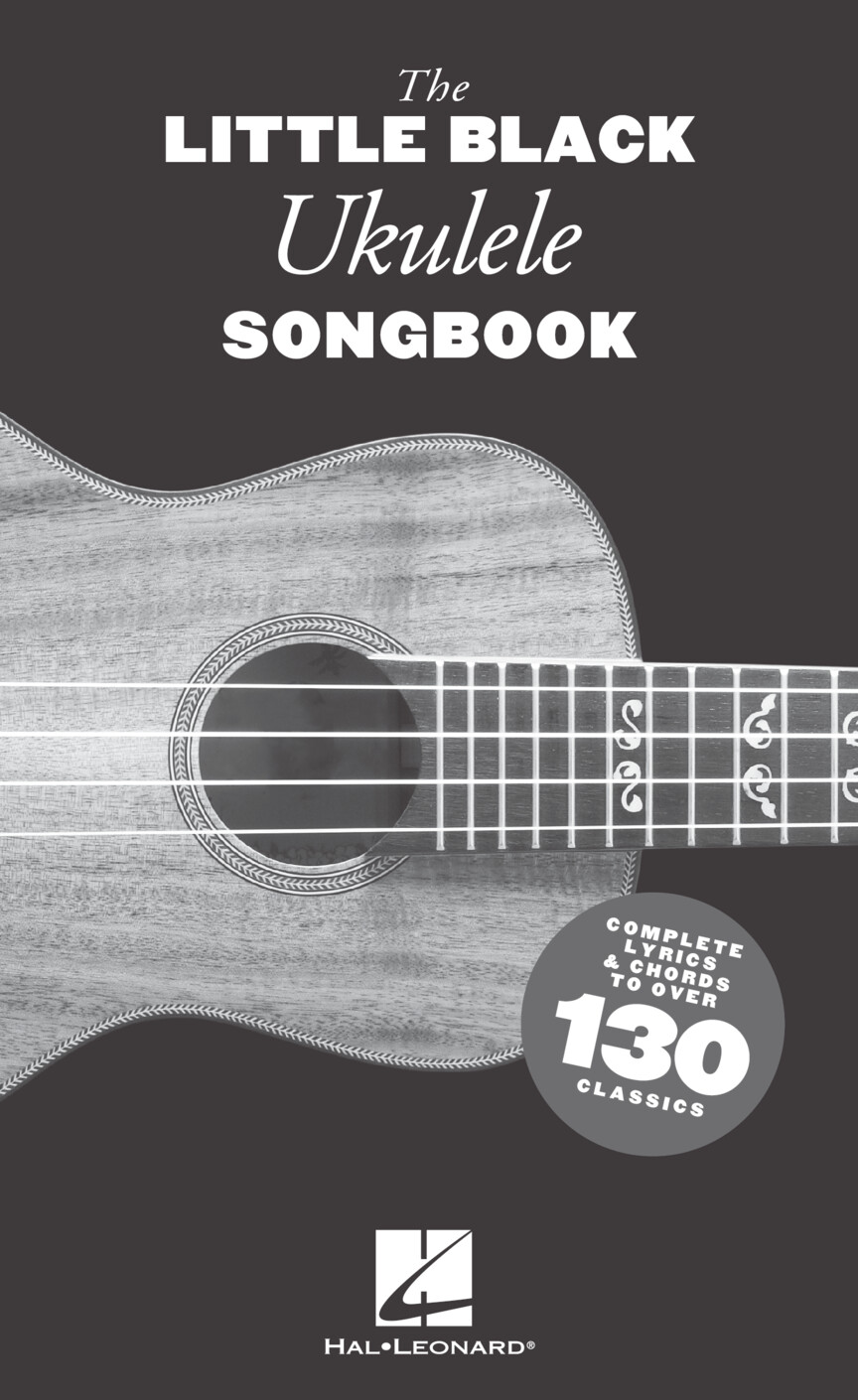 Product Cover for The Little Black Ukulele Songbook