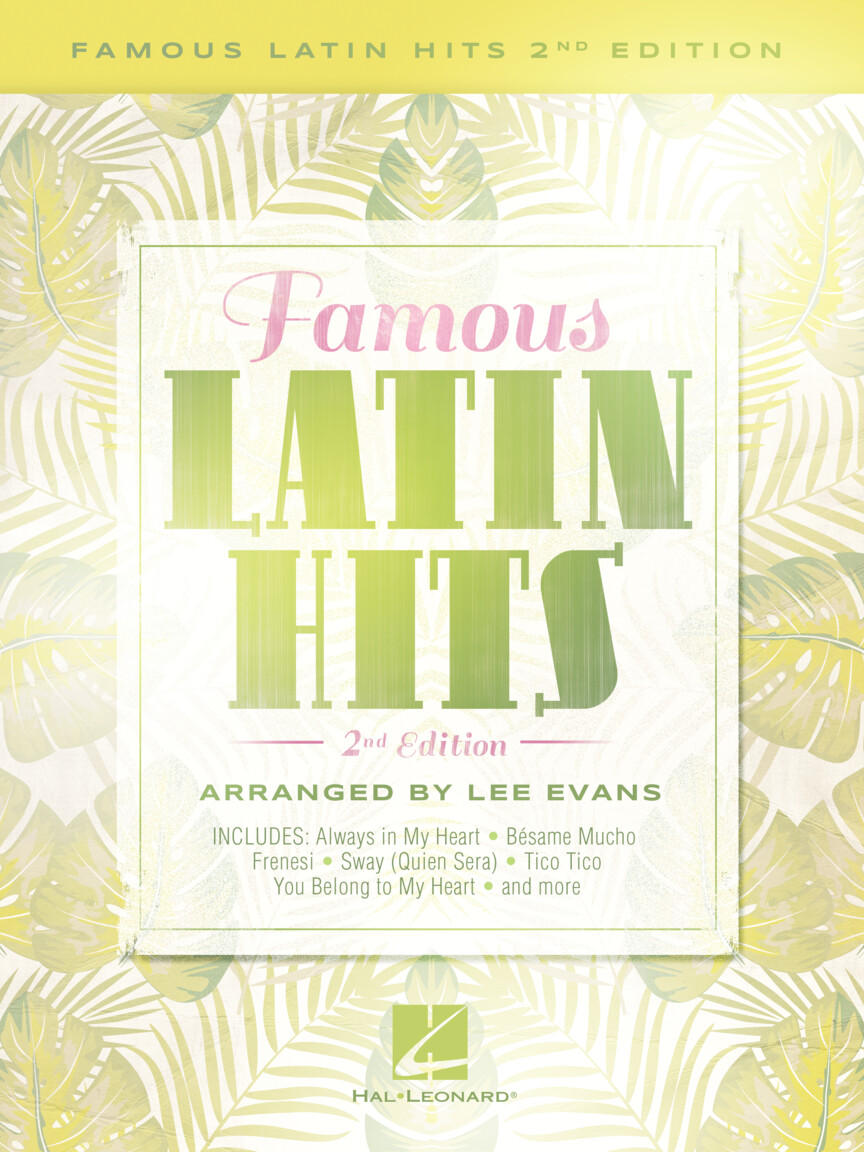Product Cover for Famous Latin Hits – 2nd Edition