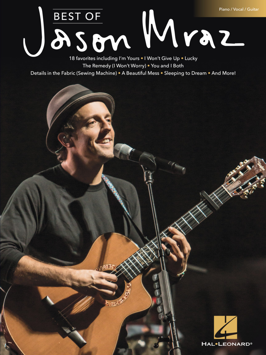 Product Cover for Best of Jason Mraz