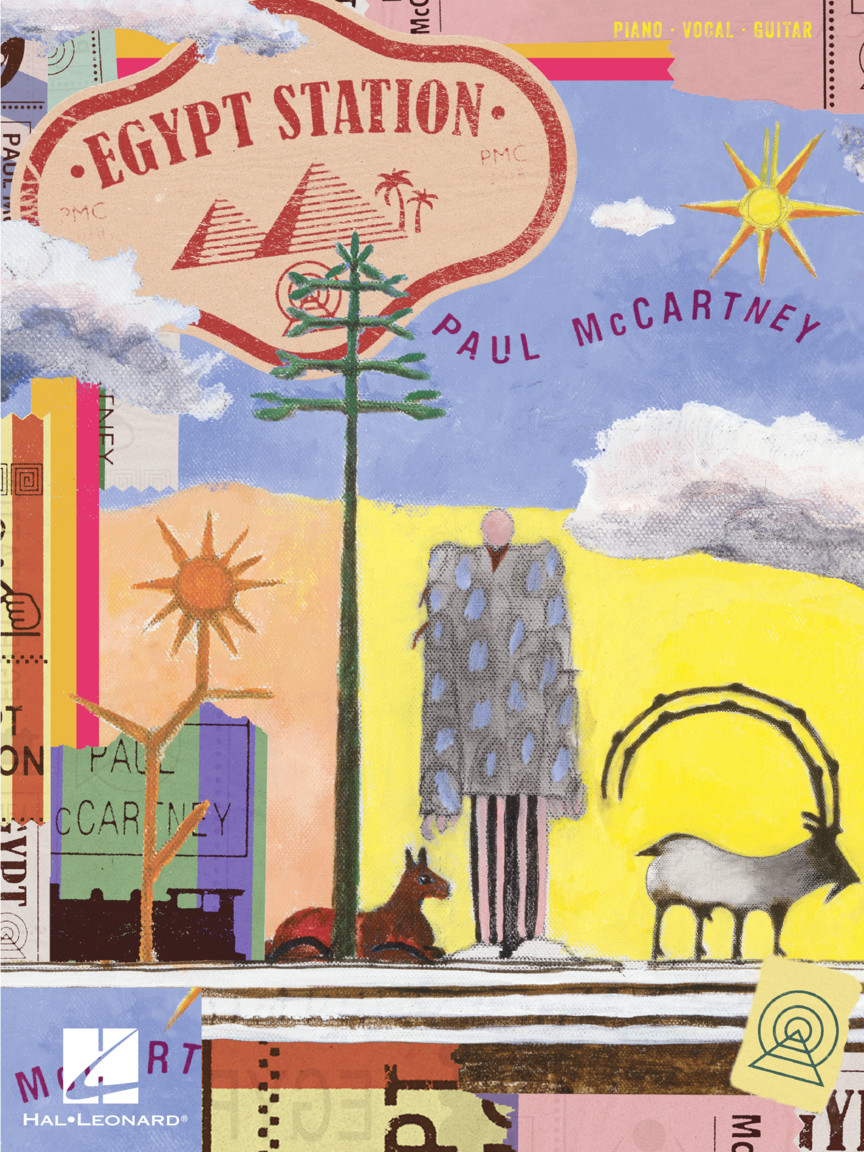 Product Cover for Paul McCartney – Egypt Station