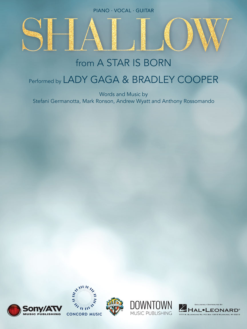 Product Cover for Shallow (from A Star Is Born)