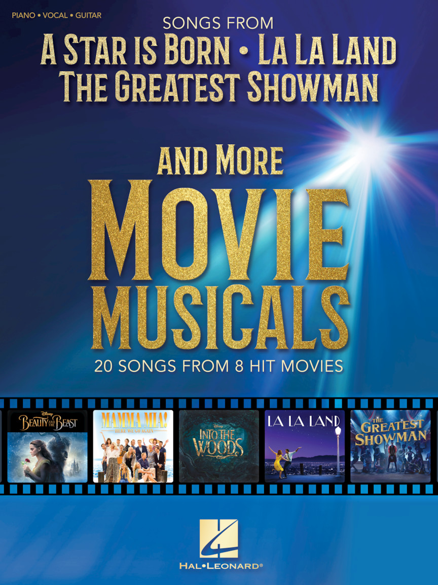 Product Cover for Songs from A Star Is Born, The Greatest Showman, La La Land, and More Movie Musicals