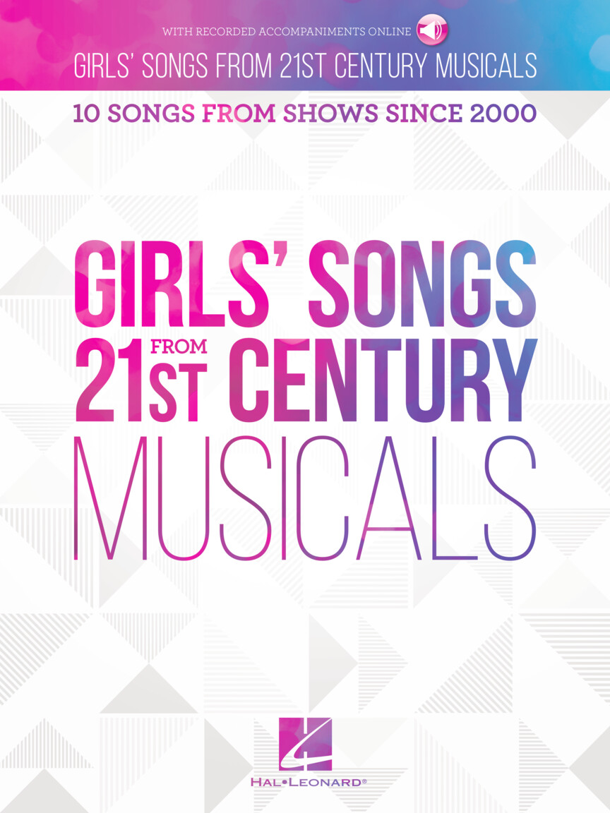 Product Cover for Girls' Songs from 21st Century Musicals
