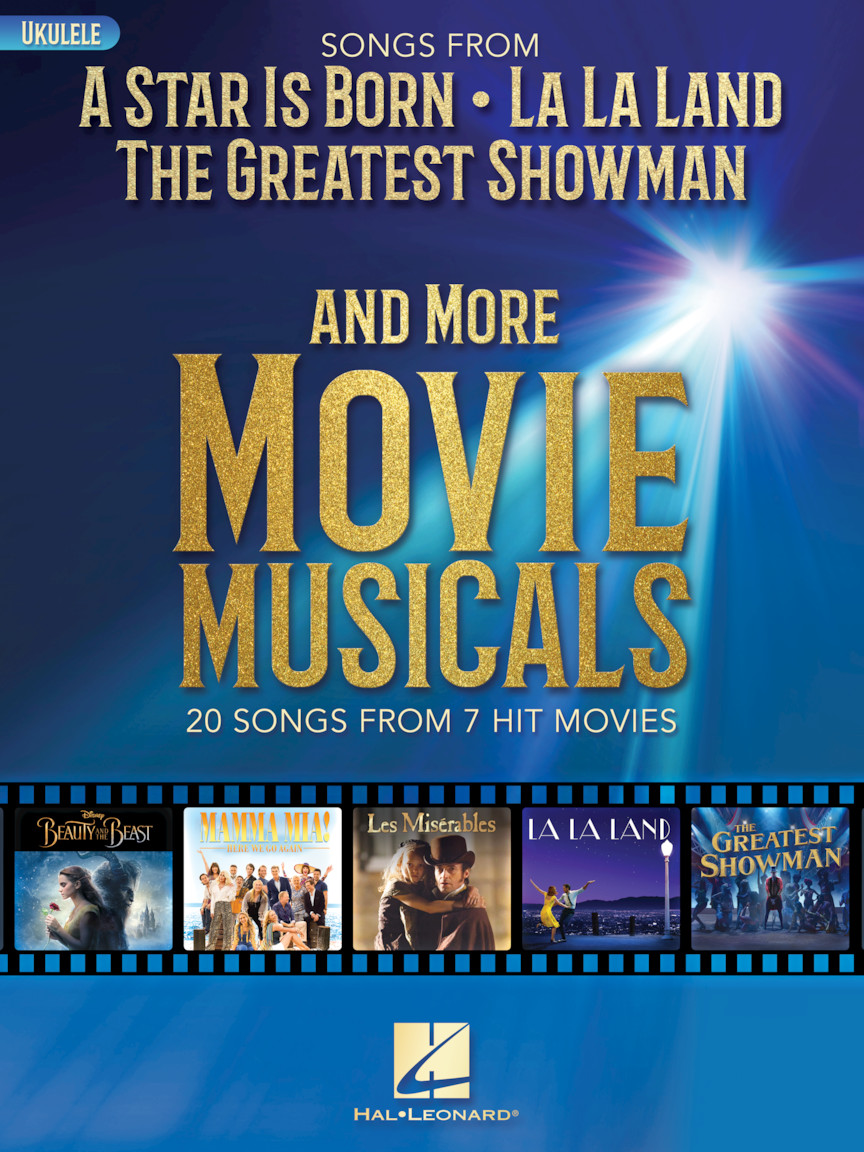 Songs from <i>A Star Is Born, The Greatest Showman, La La Land</i>, and More Movie Musicals
