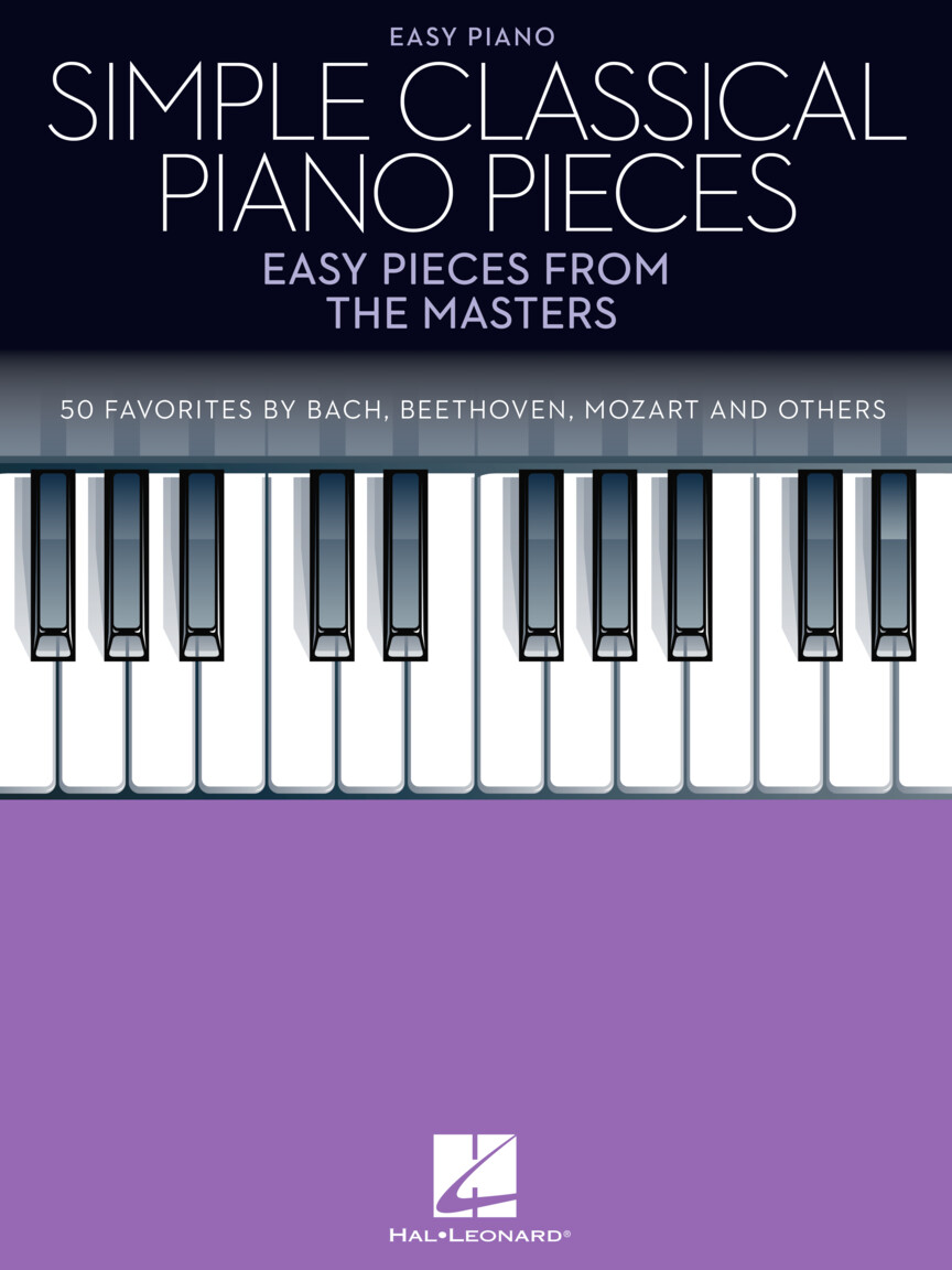 Product Cover for Simple Classical Piano Pieces
