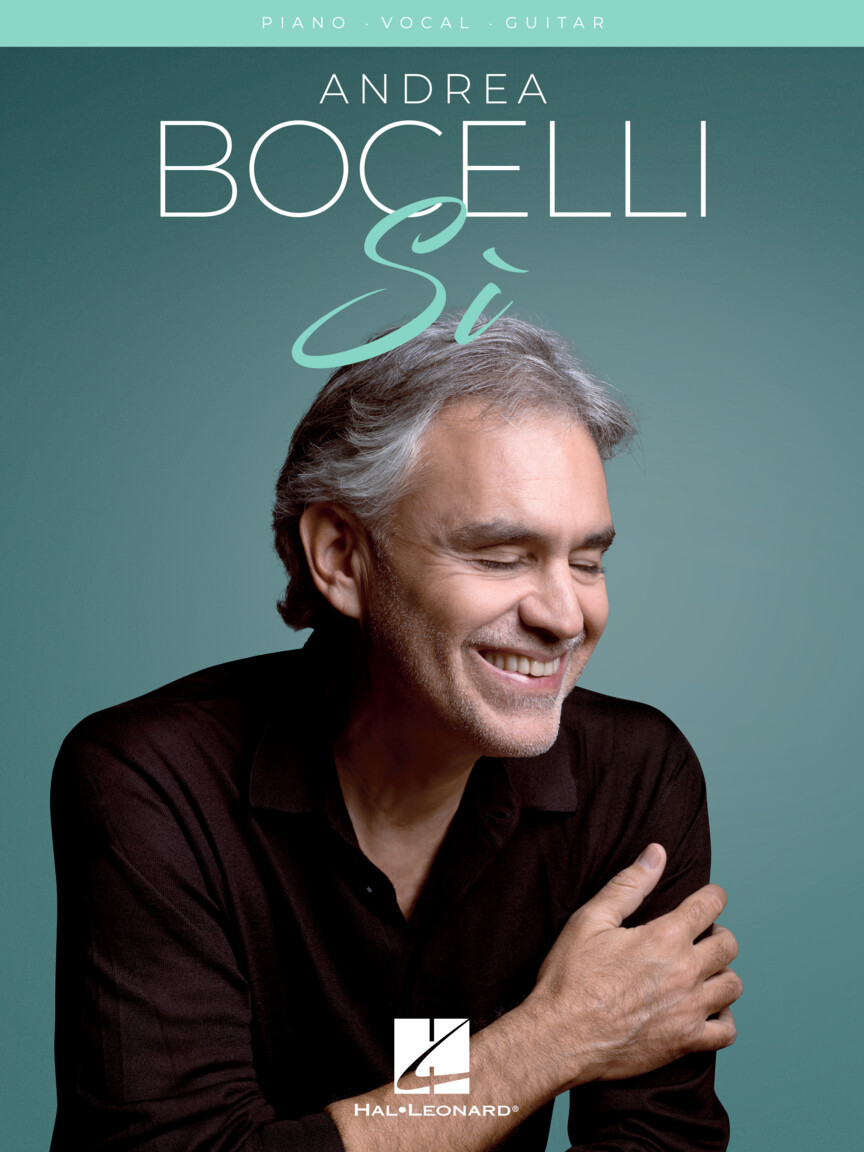 Product Cover for Andrea Bocelli – Si