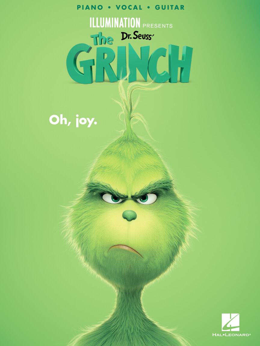 Product Cover for Dr. Seuss' The Grinch