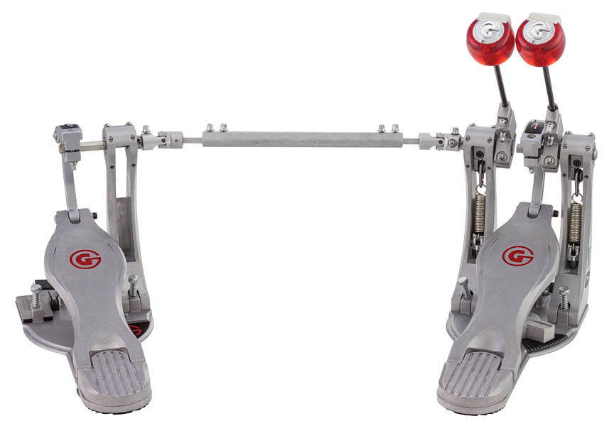 G Class Direct Drive Double Pedal