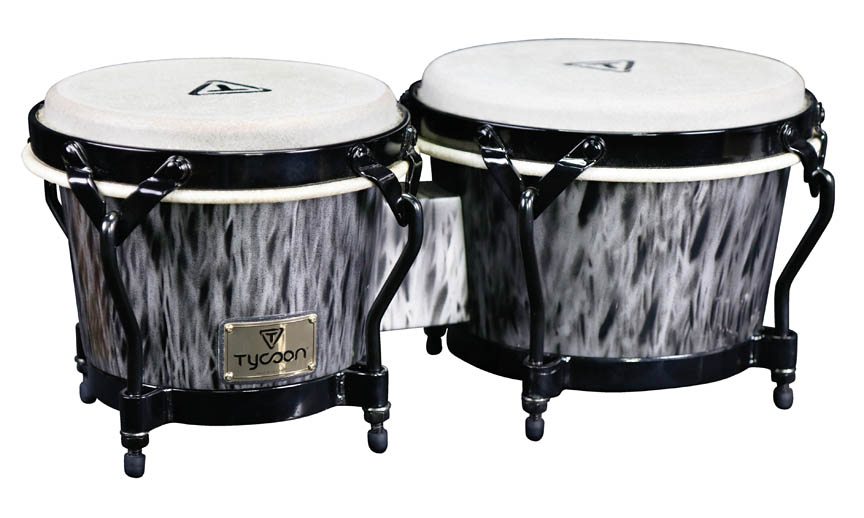 Product Cover for Supremo Select Series Kinetic Steel Finish Bongos