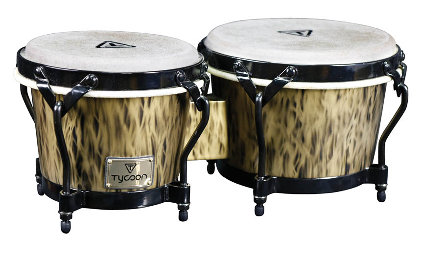 Product Cover for Supremo Select Series Kinetic Gold Finish Bongos