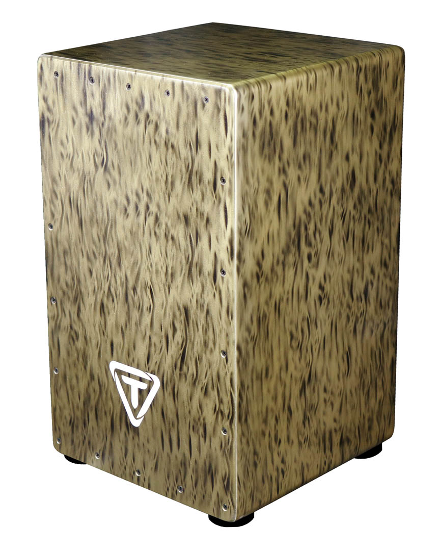 Product Cover for 29 Supremo Select Series Kinetic Gold Cajon