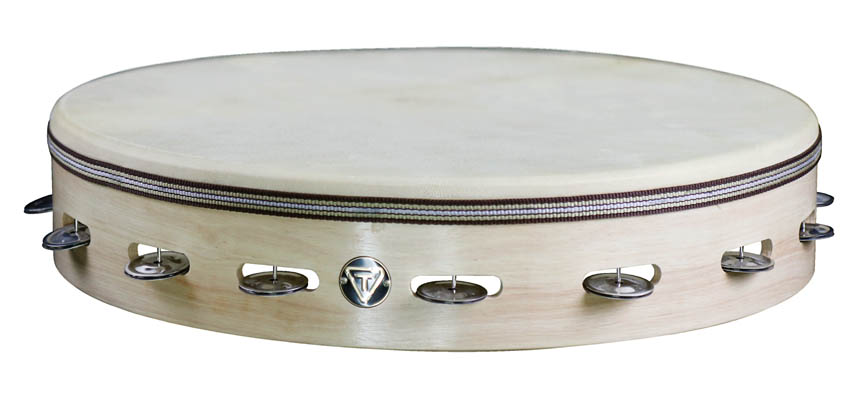 Jingled Frame Drum