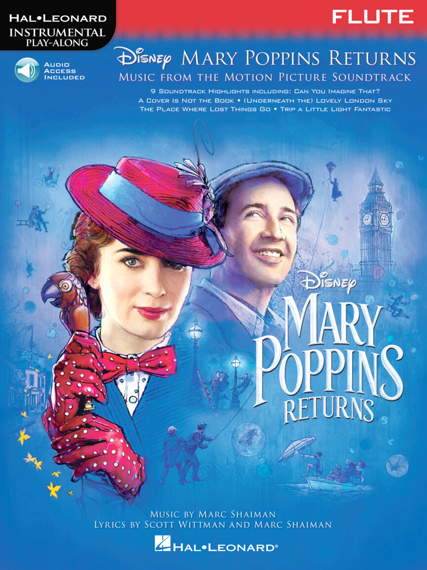 Product Cover for Mary Poppins Returns for Flute