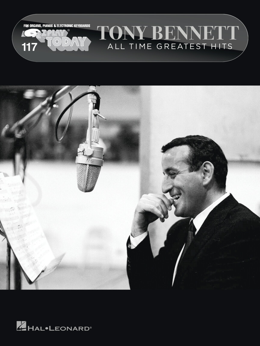 Tony Bennett All Time Greatest Hits EZPT