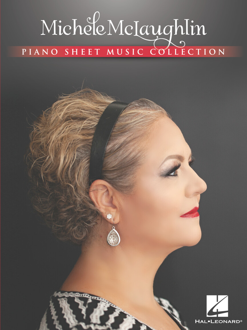 Product Cover for Michele McLaughlin – Piano Sheet Music Collection