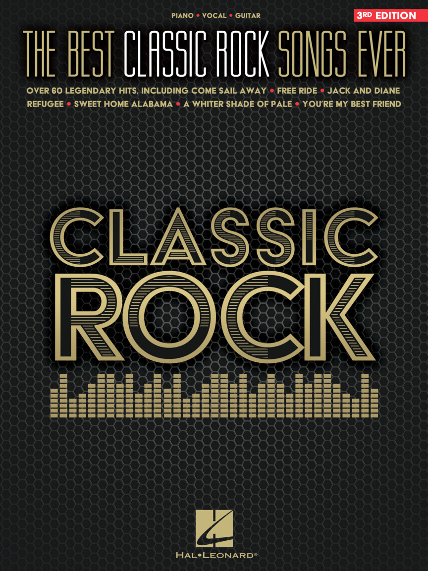 Product Cover for The Best Classic Rock Songs Ever – 3rd Edition