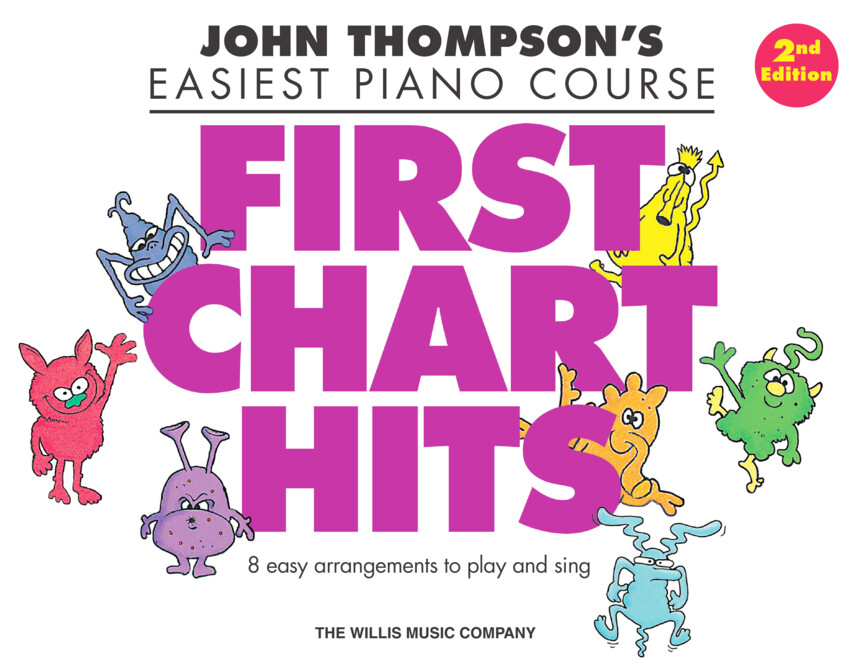 Product Cover for First Chart Hits – 2nd Edition