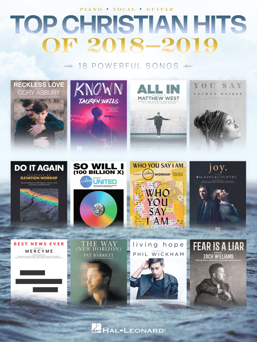 Product Cover for Top Christian Hits of 2018-2019