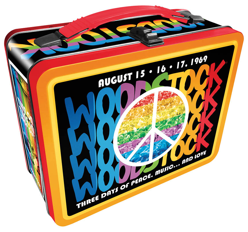 Product Cover for Woodstock Lunchbox